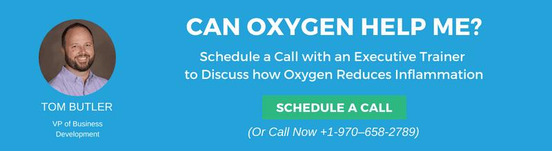 oxygen for inflammation speak to an expert
