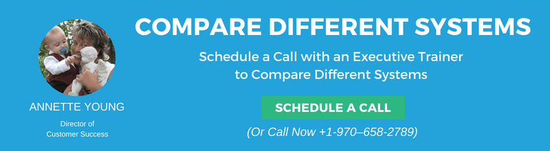 compare different LiveO2 systems speak to a trainer